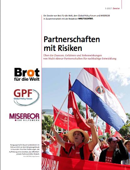 Dossier: Partnerschaften mit Risiken