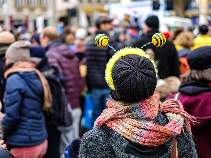 Volksbegehren Artenvielfalt: Alle Staatsgewalt geht vom Volke aus! Kommentar von Wilfried Bommert