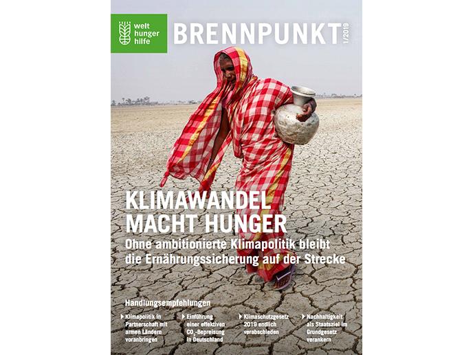 Klimawandel macht Hunger