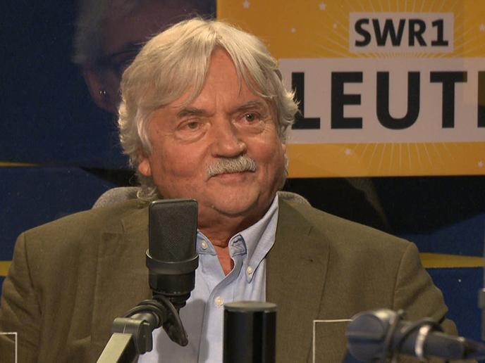 SWR1 Interview mit IWE-Vorstand Wilfried Bommert