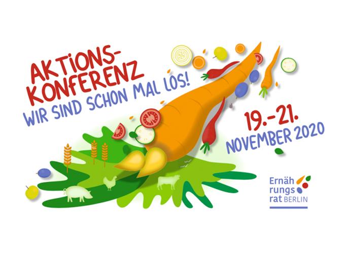 Ernährungsrat Berlin: Online-Aktionskonferenz