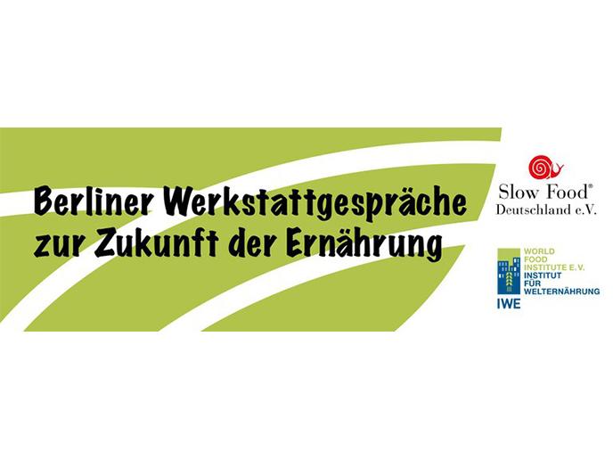Werkstattgespräch zur Zukunft der Ernährung am 30. Juni